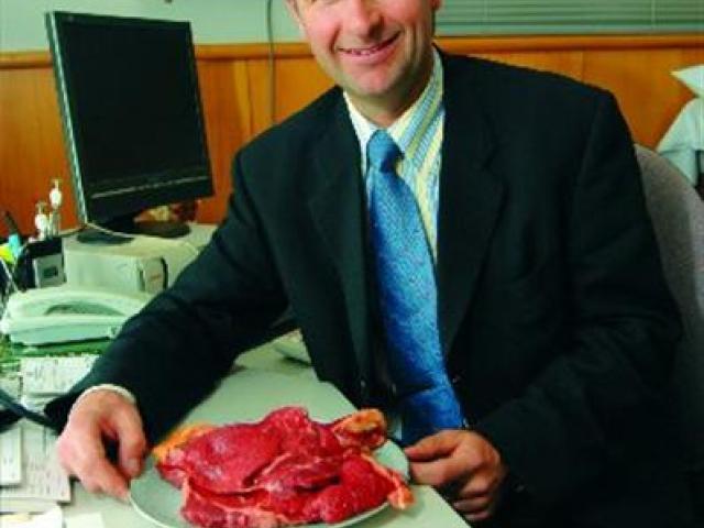 Dr Jeremy Krebs
