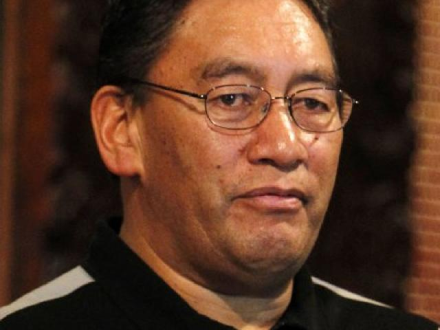 Hone Harawira: ' . . . as far as I was concerned I wasn't breaking the law.'