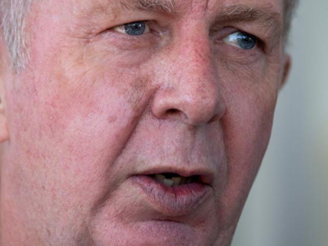 Maurice Williamson. Photo by New Zealand Herald