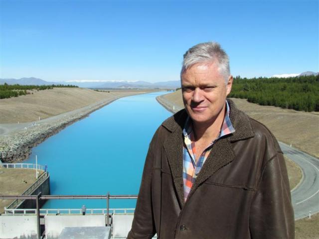 Meridian Energy chief executive Mark Binns.