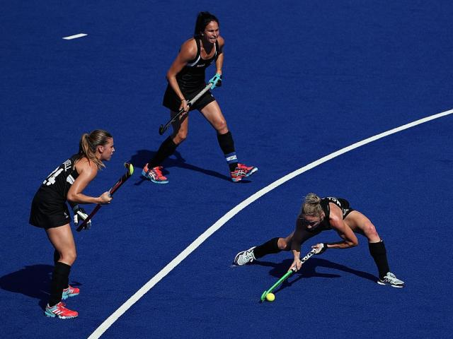 Dutch crush Aussies, Germans win epic in field hockey