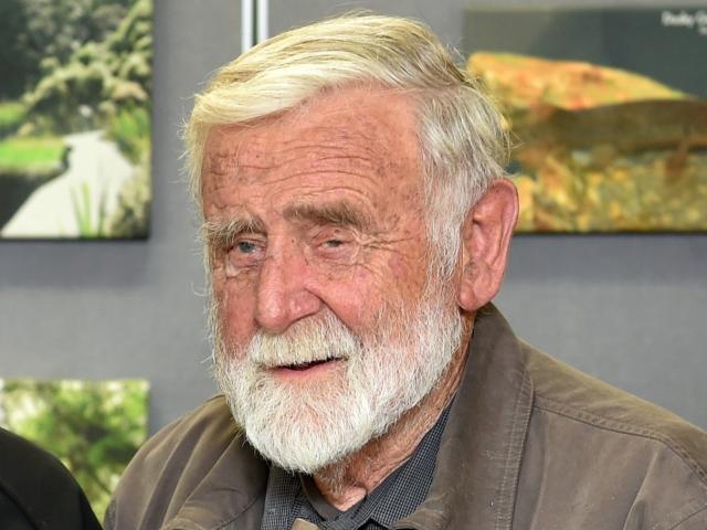 Prof Sir Alan Mark.