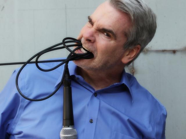 Punk rocker and provocateur Henry Rollins is bringing his spoken-word show to Dunedin. Photo...