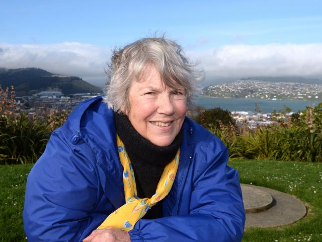 Otago regional councillor Louise Croot is standing down. Photo: Linda Robertson.