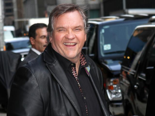 """Actor and singer Meat Loaf has claimed he is """"the most boring human being on the face of the..."""