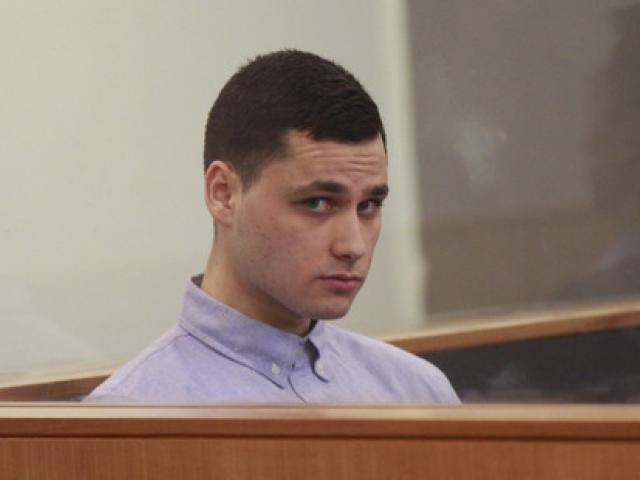 Vincent Skeen was sentenced to five years and two months in prison for killing Luke Tipene. Photo...