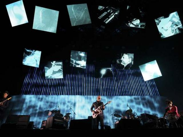 Radiohead has been announced as the first headlining act to play at Glastonbury in 2017. Photo:...