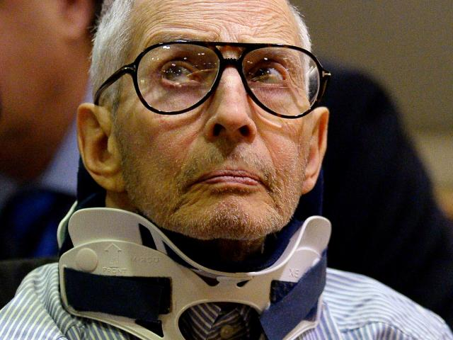 Fugitive heir Durst to appear in LA court on murder charge
