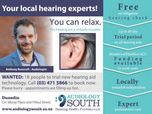 Hearing Loss Linked To Dementia Otago Daily Times Online