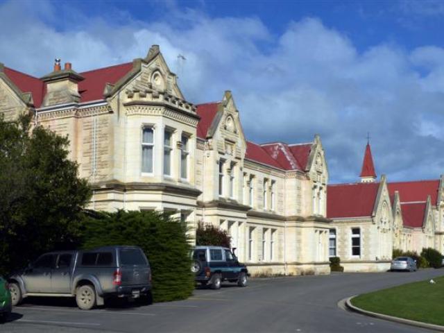 Darryl Paterson will start as rector at Waitaki Boys' High School in January.