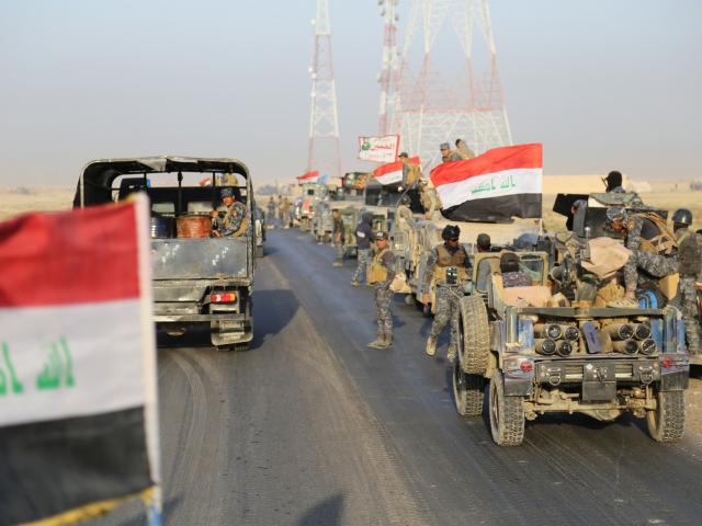 Islamic State bomb making factories in Mosul, Iraq, reportedly used for suicide bombings have...