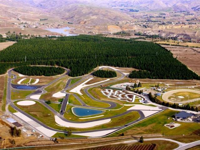 Highlands Motorsport Park