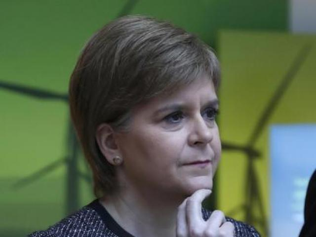 Nicola Sturgeon. Photo: Reuters