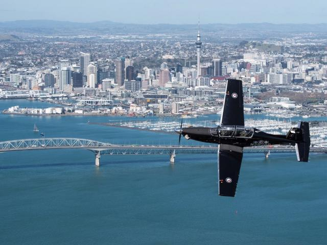 The Black Falcons are an aerobatic team which fly T-6C Texan planes whose pilots are the best of...