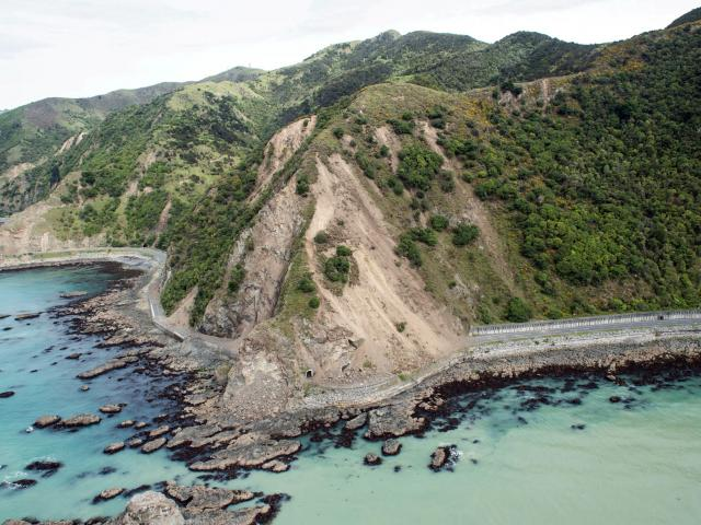 The 7.8 quake has caused massive transport disruption, shutting off road and rail links near...