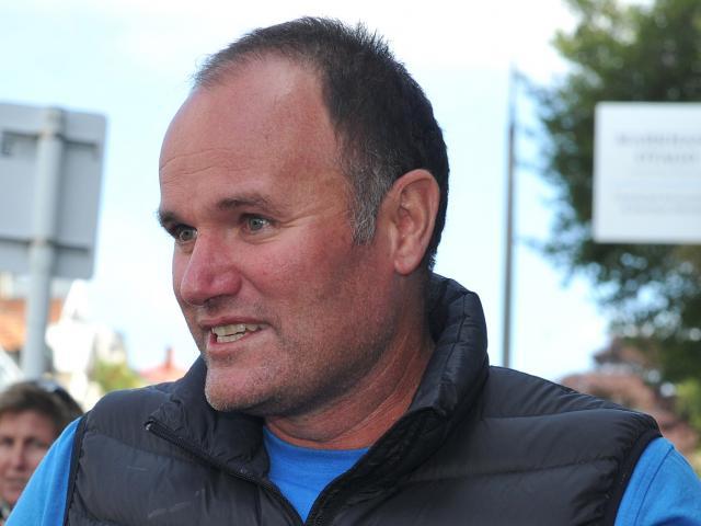 Craig Hickford.