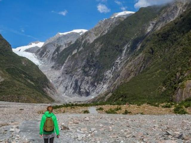 Tourist numbers on the West Coast have exploded. Photo: NZ Herald