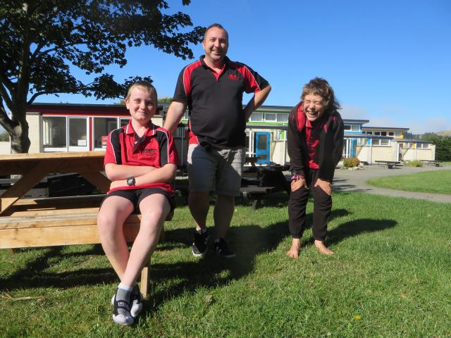 Totara Primary School principal Brandon Payne has plans to encourgae Maori education in his...