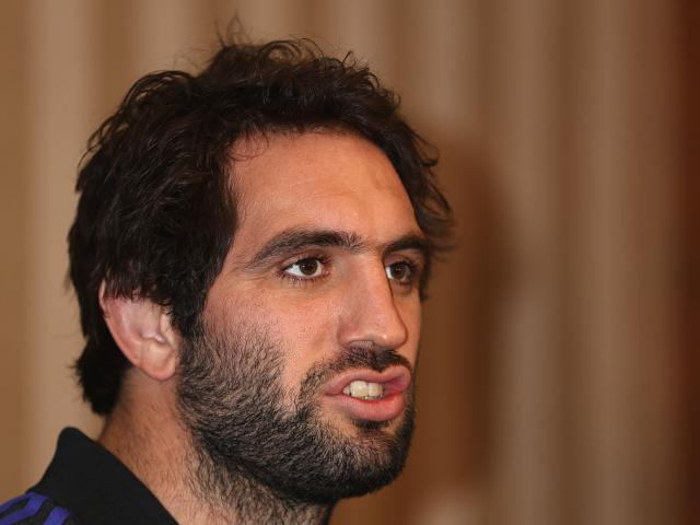 Sam Whitelock. Photo Getty