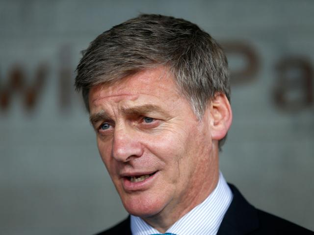 Bill English. Photo Getty