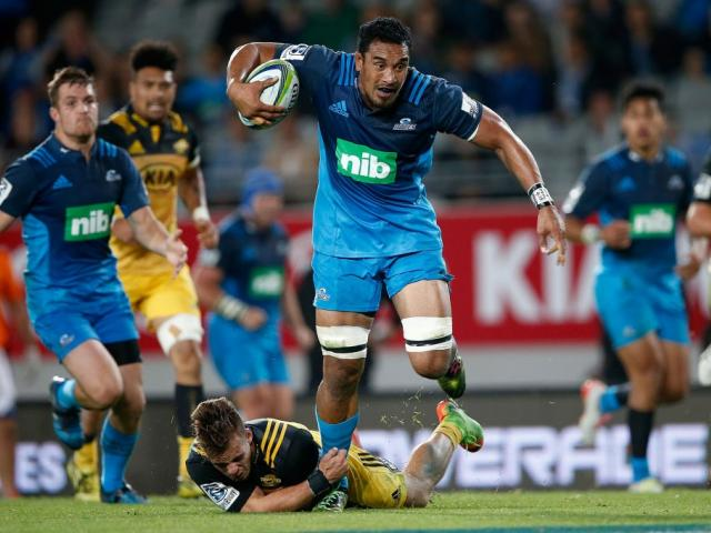 Jerome Kaino could miss up to six weeks for the Blues. Photo: Getty Images