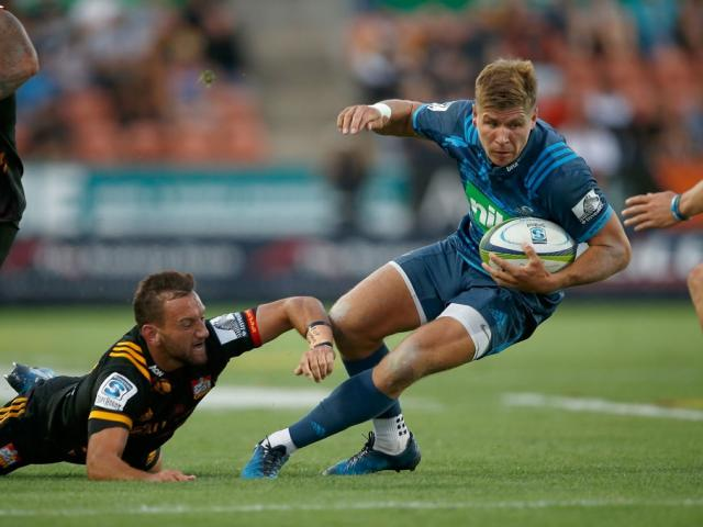 Blues first five-eighth Piers Francis has been called into the England squad. Photo: Getty Images