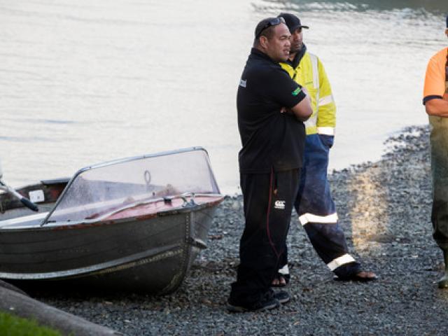 Body found by fisherman in Manukau Heads