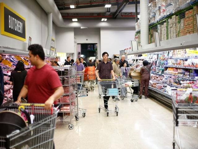 A Pak'n Save security guard was fired for his employer's embarrassment at approaching the...