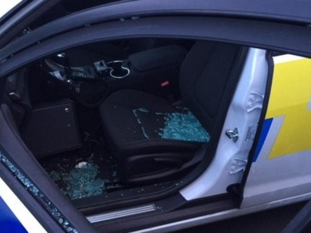 A man fired steel BB pellets at police. Photo: NZ Police