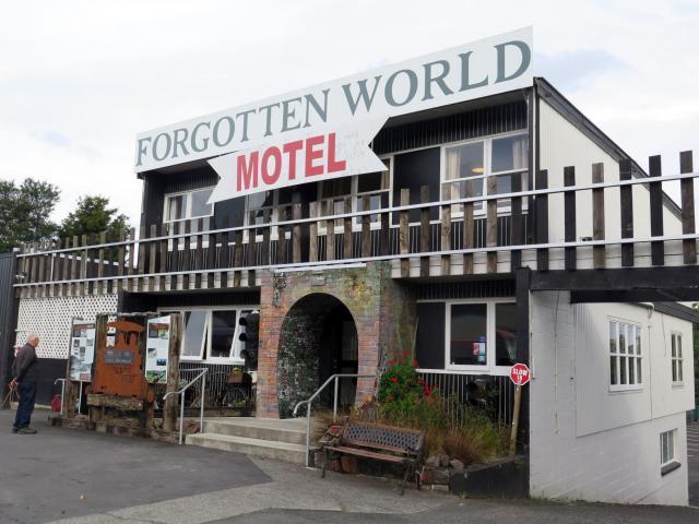 The Forgotten World Motel.
