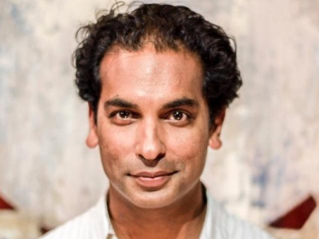 Jacob Rajan.