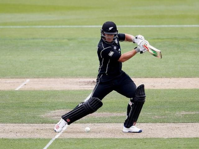 Neil Broom has had a successful return to one-day cricket against Bangladesh. Photo Getty
