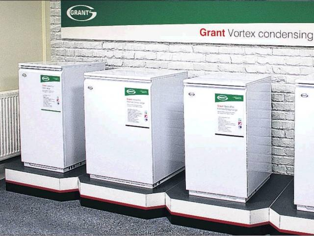 Condensing boiler offers cleaner, efficient central heating | Otago ...