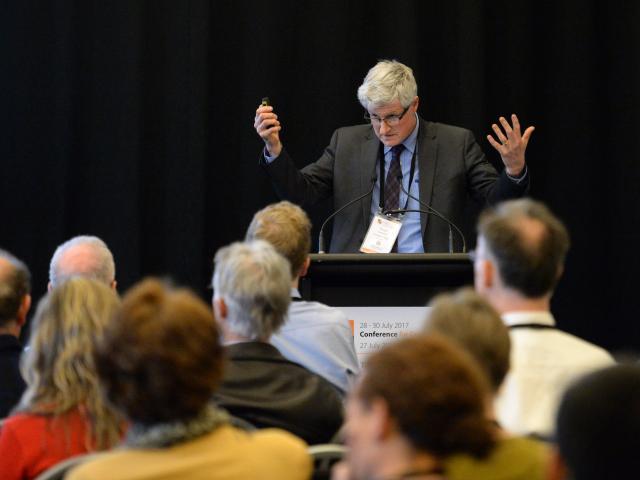 University of Otago Pro-Vice-Chancellor of Health Sciences Prof Peter Crampton explains the...