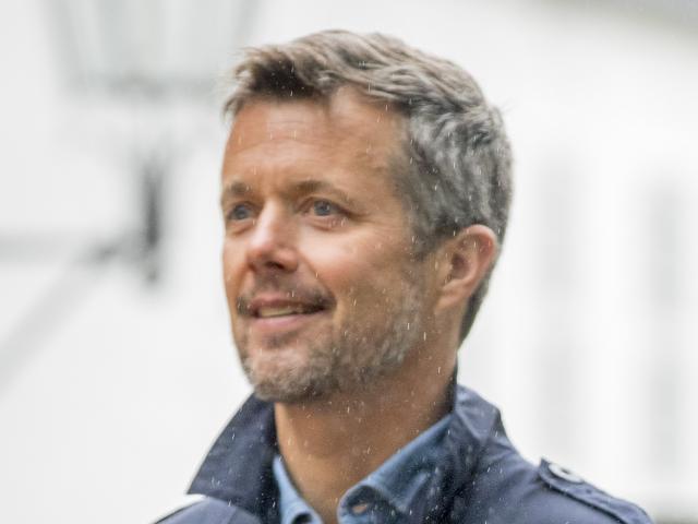 Denmark's Crown Prince Frederik. Photo Getty