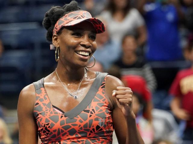 Venus Williams Set To Play Tuesday