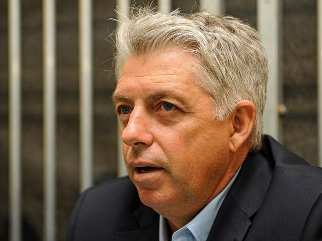 ICC chief executive David Richardson. Photo: Getty Images