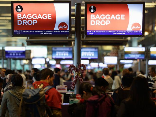 The man worked as a baggage handler at Changi Airport. Photo Getty