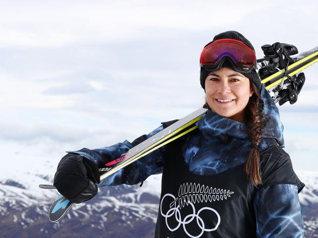 Wanaka-based freeskier and Winter Olympian is set to climb and ski the nation's four skiable...