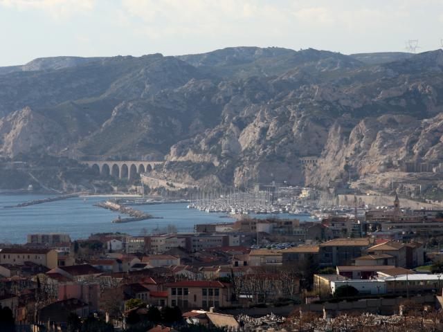 A view of Marseille. Photo: Getty Images