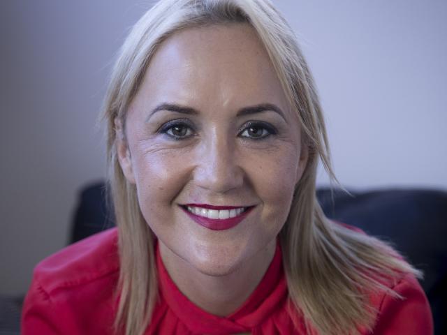 Nikki Kaye.