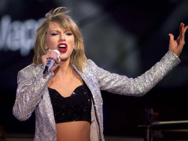 Two songwriters claim lyrics coined by them account for about 20% of the lyrics of Taylor Swift's...