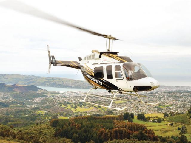 Enjoy wedding-day transport with a difference with Highland Helicopters.
