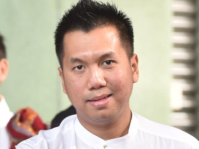 Htin Lin Aung.
