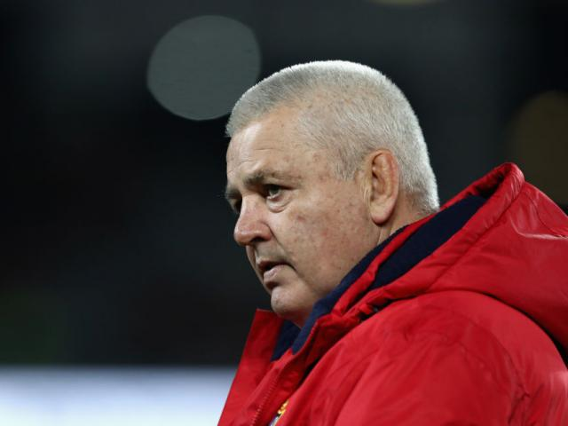 Warren Gatland: 'I'm done. I hated the tour. I did. I just hated the press and the negativity in...