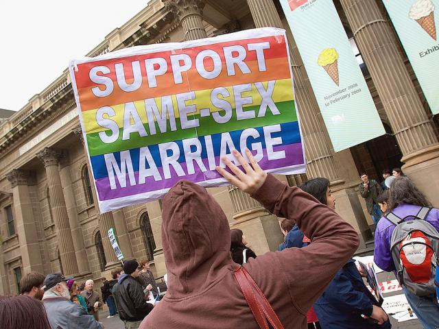 Same-sex marriage bill introduced to Parliament