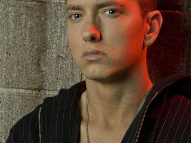 Marshall Mathers, better known as Eminem, is the creator of 'Lose Yourself'. Photo: ODT