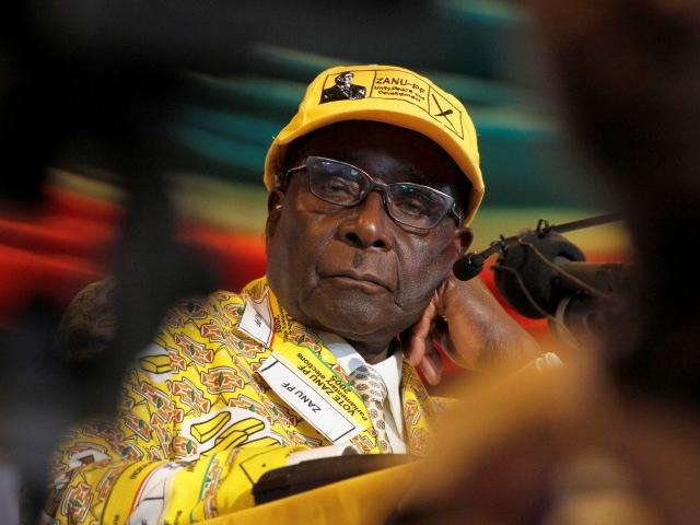Zimbabwe's President Robert Mugabe attends the annual conference of his ZANU-PF party in Gweru...