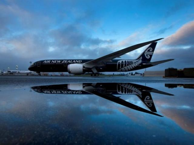 Rolls-Royce engine trouble forces Air New Zealand to ground flights
