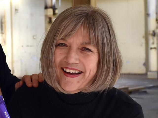 Judith Mair.